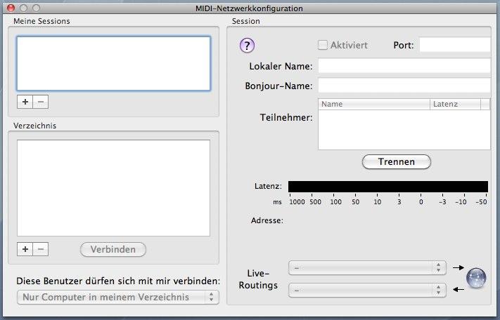 iPad-GarageBand via MIDI mit echten Tasten | GZB – Gero Zahns Blog