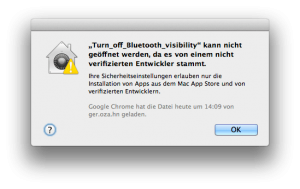 Turn_off_Bluetooth_visibility - Doppelklick