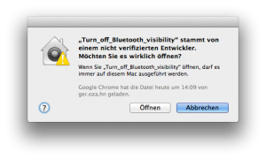 Turn_off_Bluetooth_visibility - rechter Mausklick